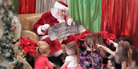 Pictures and Story Time with Santa tickets