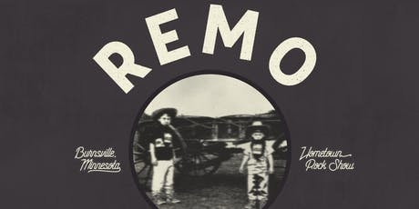 Remo Drive - THE GARAGE's 20th Anniversary Kick-Off! tickets