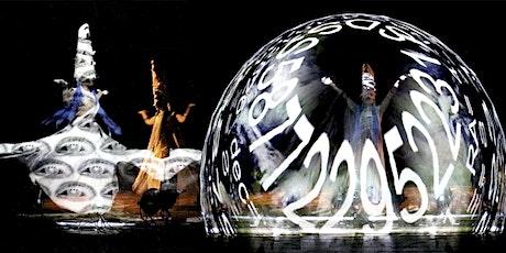 Kemal and the Spinning Cosmos + Munay-ki tickets