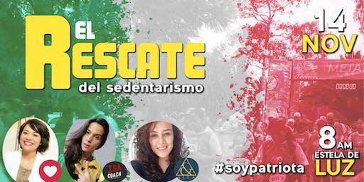 El Rescate Emprendedores que corren #soypatriota