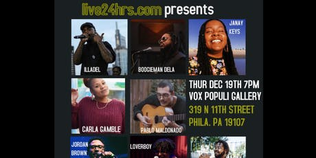 Philly Night Mart tickets
