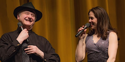 """""""Fred Astaire at the Movies""""- vocalists Jennifer Eckes & Arne Fogel"""