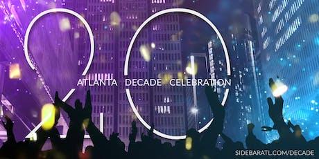 NYE 2020: Atlanta Decade Celebration tickets