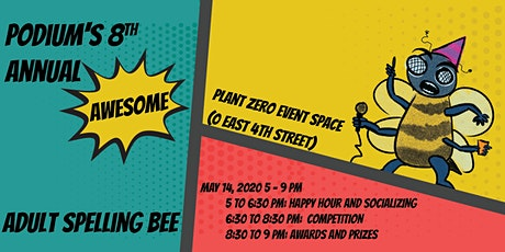 RVA Awesome Adult Spelling Bee tickets