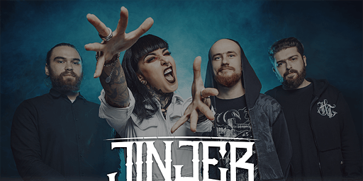 JINJER with special guests SUICIDE SILENCE, TOOTHGRINDER @ The Pressroom