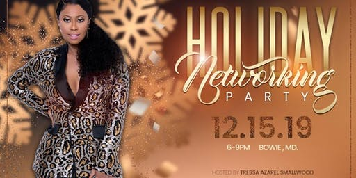Holiday Networking Party!
