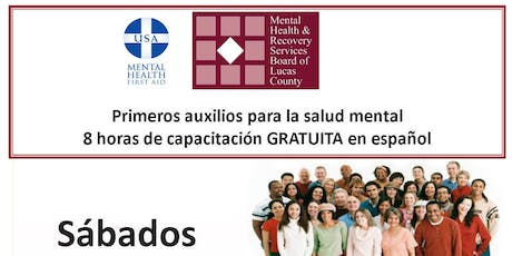 Mental Health First Aid in Spanish tickets