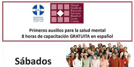 Mental Health First Aid in Spanish