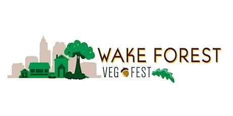 Wake Forest Veg Fest 2020! on WORLD VEGAN DAY tickets