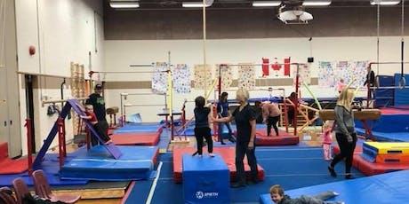 Gymnastics tickets