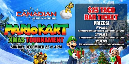 Xmas Mario Kart Tournament!