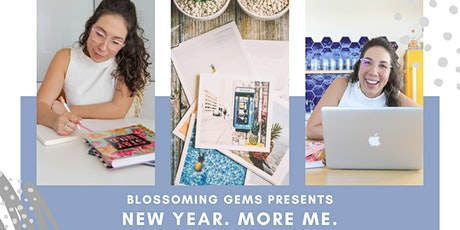 Blossoming Gems: New year, More me! Vision Board Workshop! tickets