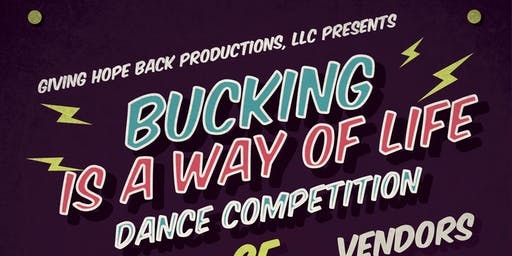 Bucking Is A Way Of Life Registration