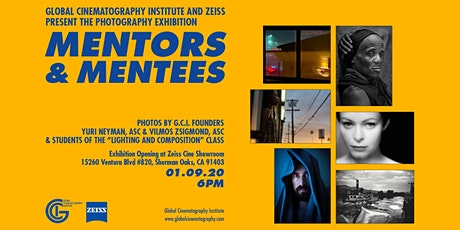 """G.C.I. and ZEISS Present """"Mentors & Mentees"""", a Photo Exhibition tickets"""