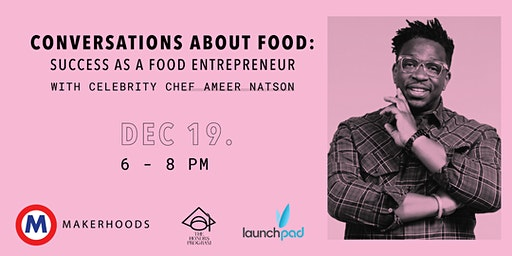 Conversations About Food: Success as a Food Entrepreneur