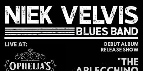 Niek Velvis Blues Band tickets