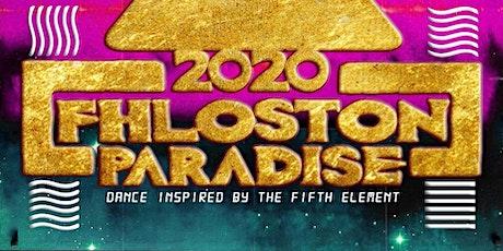 NYE 2020 Fhloston Paradise Dance Party tickets
