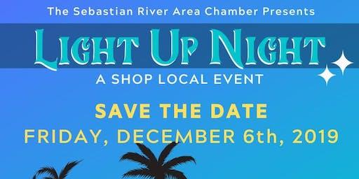 Light Up Night Event at Sebastian River Medical Center!
