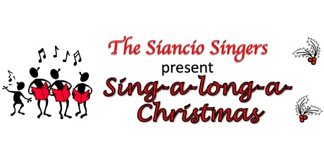 Sing-a-long-a-Christmas tickets