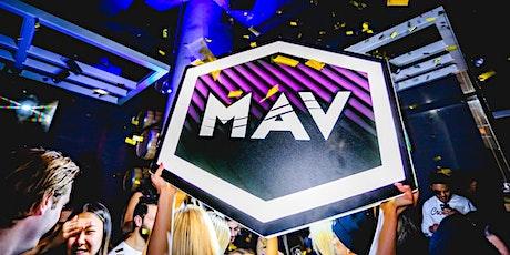 MAV NYE 2020 tickets