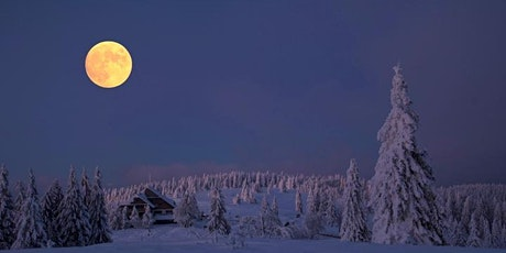 Full Snow Moon Yoga & Meditation afternoon tickets