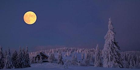 Full Snow Moon Yoga & Meditation afternoon tickets