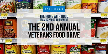 Home With Hood Annual Veterans Food Drive Fundraiser tickets