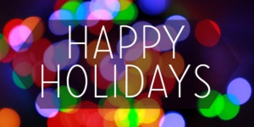 Members Only Holiday Happy Hour