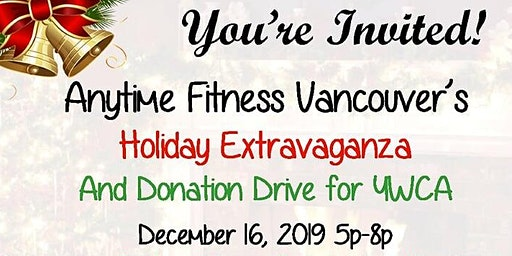 Anytime Fitness Holiday Extravaganza