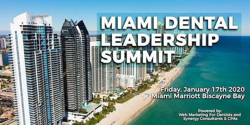 Miami Dental Leadership Summit