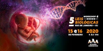 5 Leis Biológicas (4° Workshop) - Rio de Janeiro