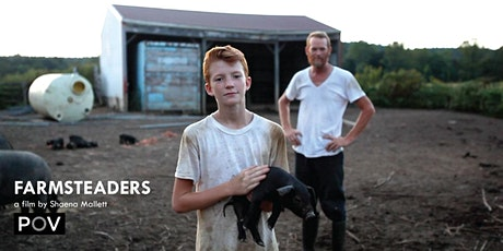Farmsteaders Screening in Lewiston tickets