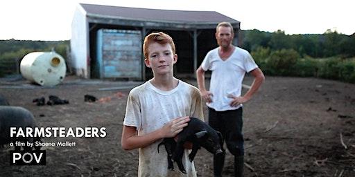 """Farmsteaders"" Screening in Lewiston"