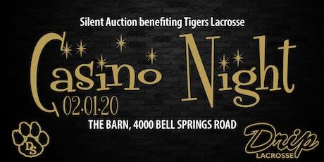 DSHS Lacrosse Casino Night tickets