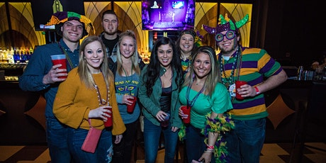 Mardi Gras  Bar Crawl tickets