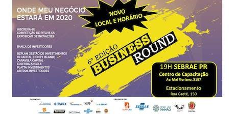6ª BUSINESS ROUND - Vale do Pinhão - CONEXÕES ingressos