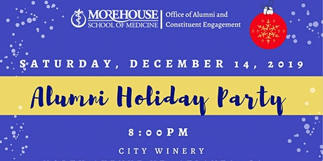 MSM Alumni Holiday Party tickets
