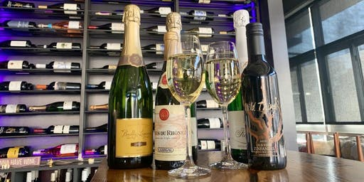 Rustic Grape's NYE: A Sparkling Sweet Date Night!