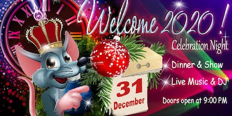 New Year Party hosted by HIS MOUSINESS KING SILVER tickets