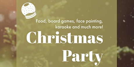 SFU FOCUS Club Christmas Party tickets