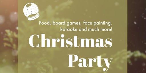 SFU FOCUS Club Christmas Party