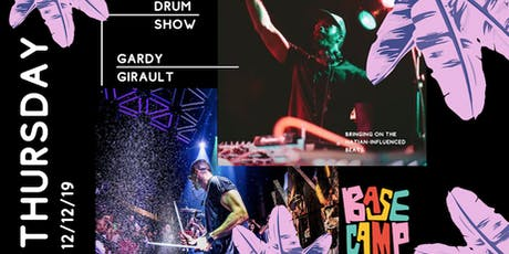 BaseCamp GRAND OPENING with Gardy Girault tickets