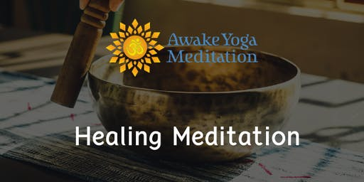 Friday Night Healing Meditation