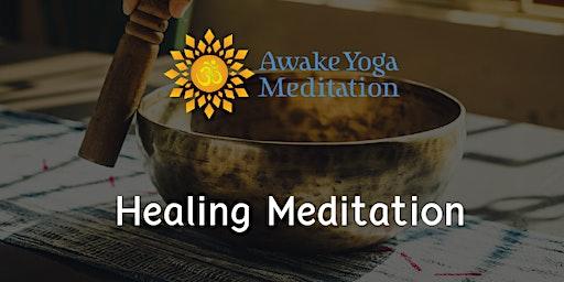 Friday Night Healing Meditation