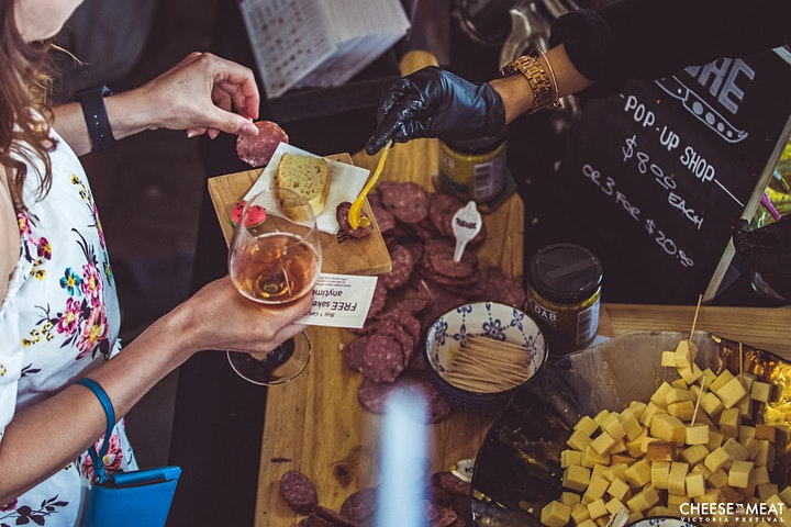 Seattle Cheese and Meat Festival image