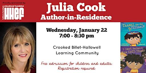 Julia Cook: Children's Author