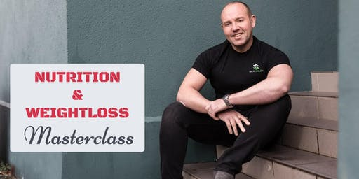Nutrition & Weight Loss Masterclass