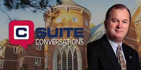 C-Suite Conversations: Thomas Gayner, Markel Corporation tickets
