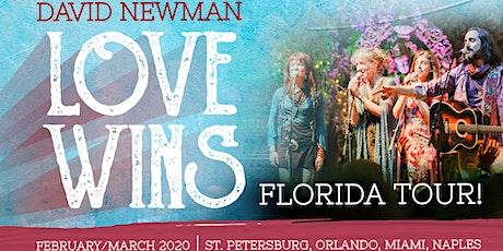 St. Petersburg Love Wins - A Kirtan Concert David Newman and Friends entradas