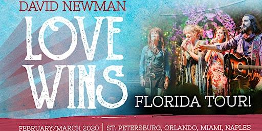 St. Petersburg Love Wins - A Kirtan Concert David Newman and Friends